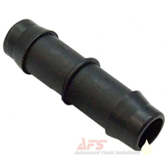 Straight Hose Pipe Joiners (PP) Polypropylene Plastic Fittings